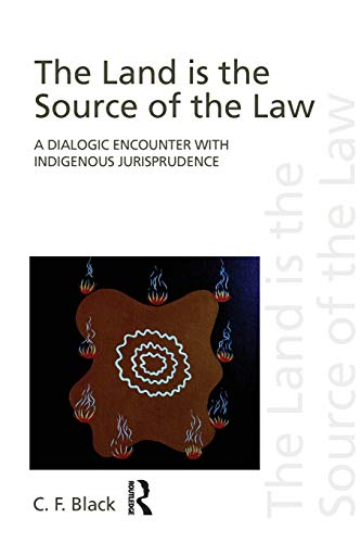 The Land is the Source of the Law (Discourses of Law)