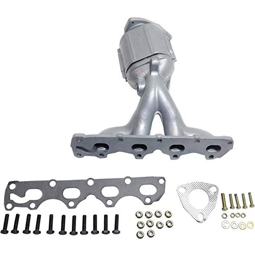 Catalytic Converter compatible with Chevy Malibu 04-08 / G6 06-09 Front With Exhaust Manifold 4 Cyl 48-State Legal (Chevy Malibu Manifold)