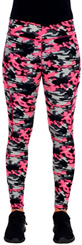 Women's Colorful Yoga Pants One Size Fits Most (K)