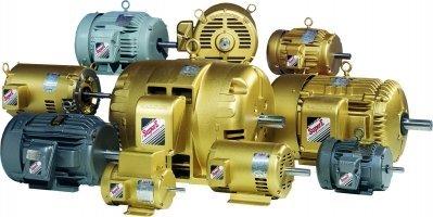 Baldor Electric CEM7013, 1HP, 3450,2850 RPM, 3PH, 230V/460V/190V/380V, 56C Frame, C-Face Flange, Footed, XPFC, Explosion Proof Motor