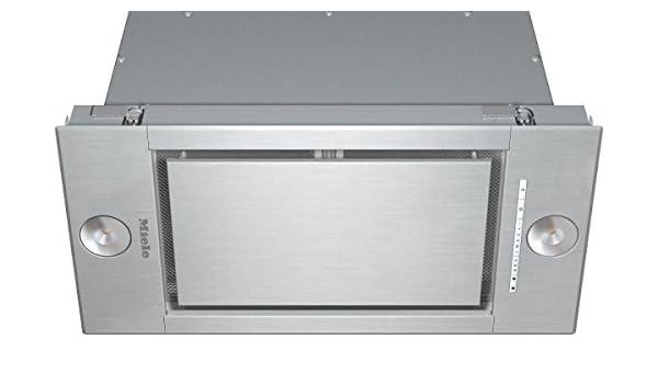 Miele DA 2668 - Campana extractora (60 cm, acabado en acero): Amazon.es: Grandes electrodomésticos