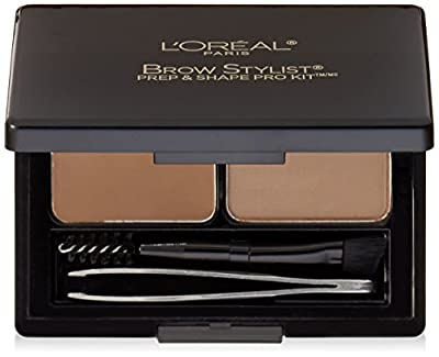 Best Cheap Deal for L'Oreal Paris Cosmetics Stylist Prep and Shape Brow Liner Kit, 0.12 Ounce by L'Oreal Paris Cosmetics - Free 2 Day Shipping Available