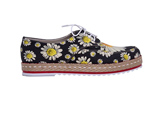 Slip HSB1687 Espadrille' On Memory 'Daisy Women's Shoes GOBY Foam z6n7Pq