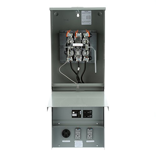 Siemens TL1F77XT Talon Temporary Power Outlet Panel with ...