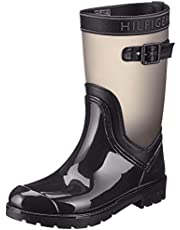 Tommy Hilfiger Translucent Detail Rain Boot, Botas Chelsea para Mujer