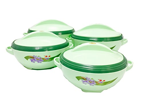 Cello Buffet Insulated Casserole Food Server Hot Pot (4-Piece Set)