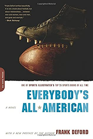 book cover of Everybody\'s All-american