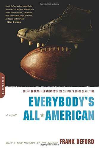 Everybodys All American Frank Deford product image