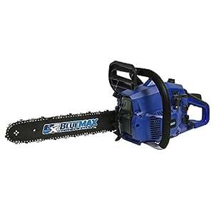 Blue Max 5466 16-Inch 37.2cc 2-Stroke Gas Powered Chain Saw