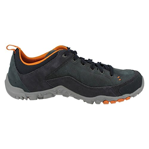 Merrell Men's Telluride Lace Low Rise Hiking Shoes Navy 1OAeq