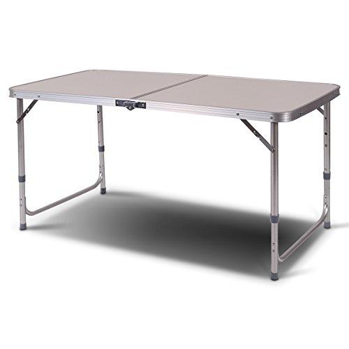 4X2 Folding Table - 8