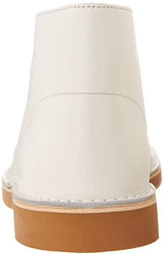 Clarks Bushacre 2 Mens Chukka Clarks Chukka Bushacre 2 Perforated White Mens Boot YAwqAd