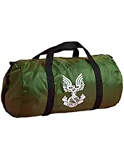 Halo UNSC Green Collapsible Duffel Bag - Loot Crate