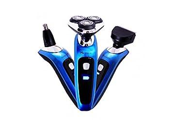 Mshop Rasoir Tondeuse électrique 3 en 1 homme barbe rechargeable Surker rscx -9598 cfee19f8ab
