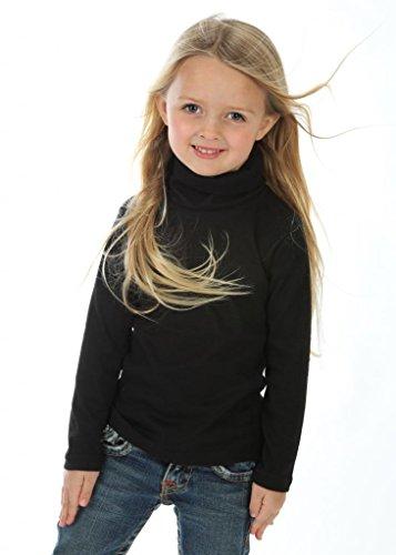 Little Girls Turtleneck - 1