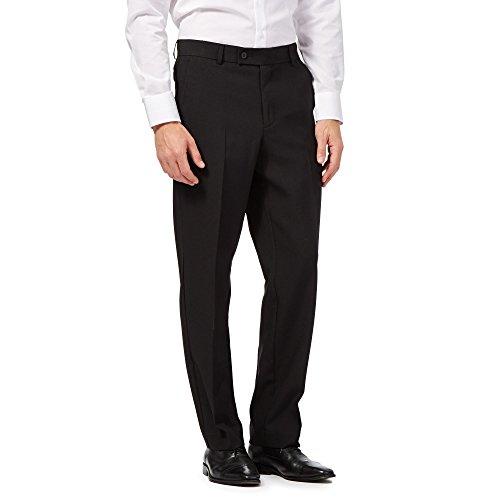 The Collection Herren Anzughose schwarz schwarz one size