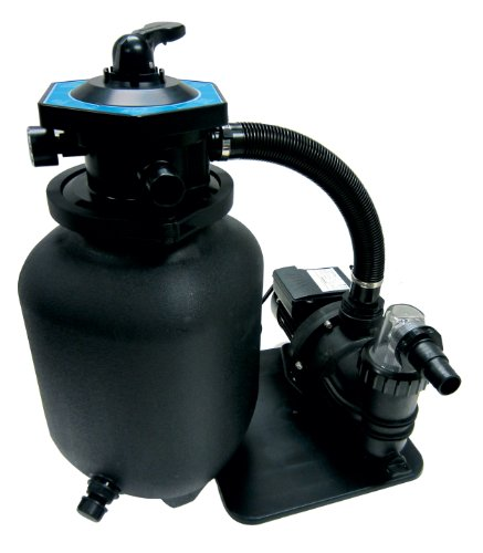 Smartpool SCF14 SmartClear 14-Inch Sand Filter System, 0.5 HP by SmartPool