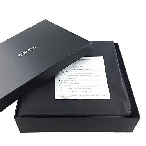 Guevara Cigar Gift Set Gift Box Ashtray(1) + Cutter(1) + Lighter(1) (Gold) by Guevara (Image #1)