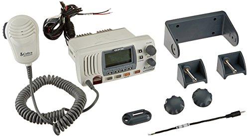 Cobra Vhf Radio Gps Wht