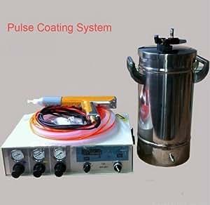 GOWE Portale Electrostatic Pulse Powder coating machine