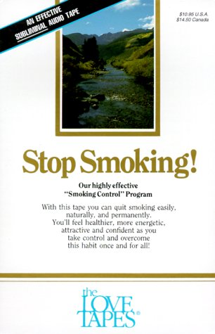 Stop Smoking (Love Tapes) by Brand: Effective Learning Systems