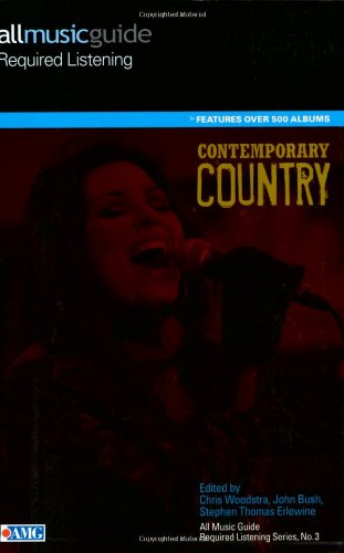 Download All Music Guide Required Listening Series: Contemporary Country pdf epub
