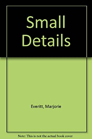 book cover of Small Details