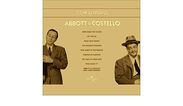 Here Come the Co-eds [USA] [VHS]: Amazon.es: Bud Abbott, Lou ...