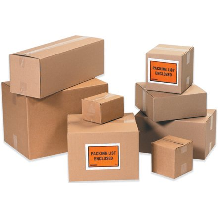 c780ba529de Amazon.com   BOX1296 - 12 x 9 x 6 Corrugated Boxes   Box Mailers   Office  Products