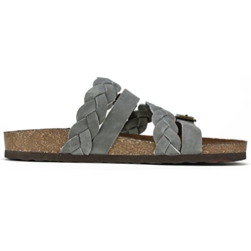 Scarpe Da Montagna Bianche Olanda Sandalo Donna Blu Chiaro