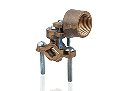 Bronze ground clamps with adapters 34 conduit hub size 12 1 bronze ground clamps with adapters 34quot conduit hub size 1 keyboard keysfo Image collections