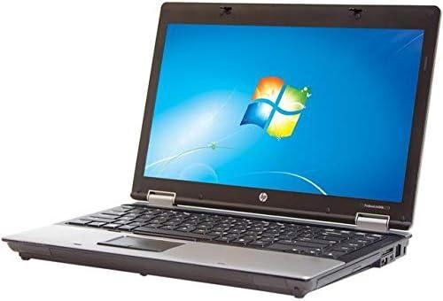 HP ProE-book 6450b 14 Inch Business Laptop, Intel Core i5-520M 2.4GHz, 4G DDR3, 500G, DVD, WiFi, VGA, Display Port, Windows 10 Pro 64 Bit-Multi-Language Supports English/French/Spanish(Renewed)