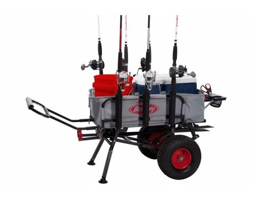 Berkley Collapsible, Wheeled Fishing Cart