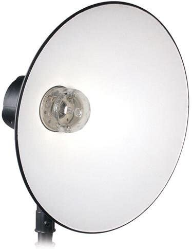 Norman 5WW 16 Soft White Reflector for IL2500 Flash Head Type 2