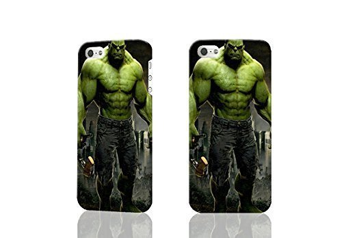 Awesome Marvel Hulk 3D Rough Case Skin, fashion design image custom , durable hard 3D case cover for iphone 6 plus 5.5 , Case New Design By Codystore
