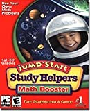 The Best JumpStart Study Helpers Math Booster-L5JSSHMATJ - With JumpStart Study Helpers, your child simply enters his weekly math problems into the computer and starts playing. With arcade-style activities, playing the games means your child is practicing
