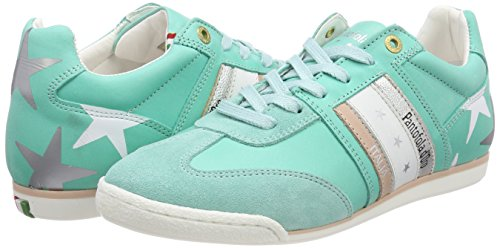 Pantofola D'oro caraibi Grün Donne Low Sneaker Imola Donna rrPxFqRdw