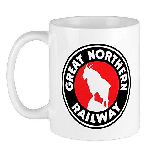 Railroad Coffee Mug - CafePress Great Northern Mug Unique Coffee Mug, Coffee Cup