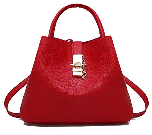 di Style Red Bags da in moda di Tote stile donna Bags Tote Tote WeenFashion AMGBW181923 zqgwY1