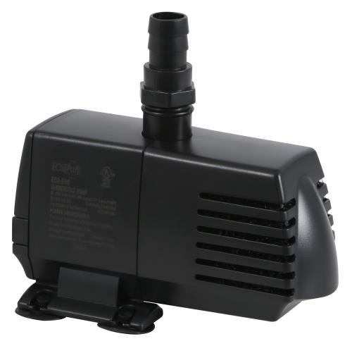 EcoPlus Eco 396 Fixed Flow Submersible/Inline Pump 396 GPH ()