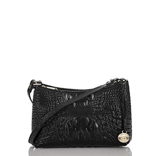 - Brahmin Anytime Mini Shoulder Bag, Black, One Size