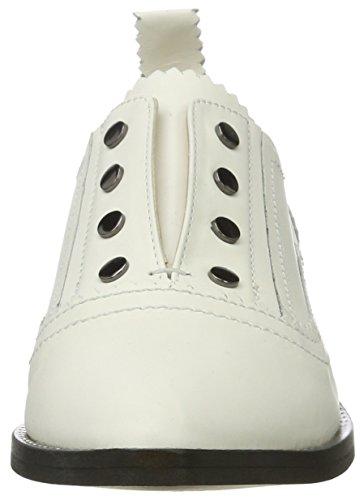 Copenhagen Calf White Zapatos Marfil Mujer Carlas Off Gardenia dHxqXwU0d