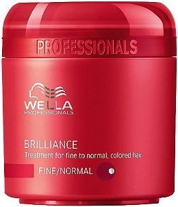 Wella Brilliance Treatment For Colored Hair Masque 150 (Brilliance Treatment Mask)