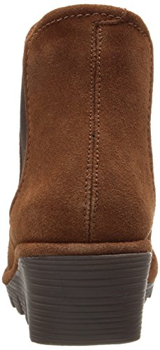 Fly London PHIL, Womens Ankle Boots, CAMEL, 36 EU