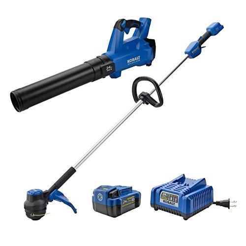 Kobalt 2-Piece 24-volt Cordless Power Equipment Combo Kit