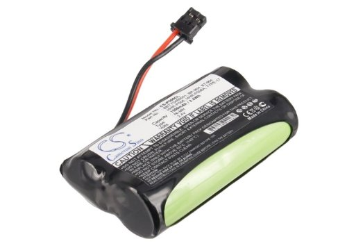 TechGicoo 1500mAh Replacement Battery for Radio Shack 43-3533