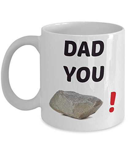 Chocolate Dutch Wine (Best Friend Gifts Cool Mugs Funny Coffee Novelty Items Birthday presents Jokes - dad you rock - Inspirational Quotes sarcasm - 11oz white)