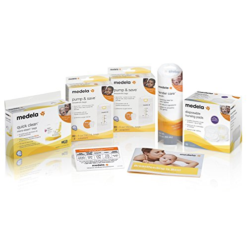Medela tender care packs
