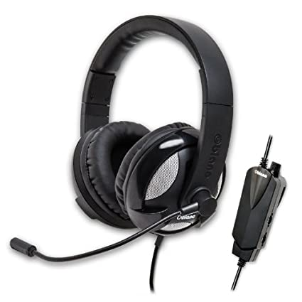 9fcc51dea1c Amazon.com: Oblanc UFO510 True 5.1 Surround Sound USB 2.0 Gaming Headset,  Black (OG-AUD63067): Computers & Accessories