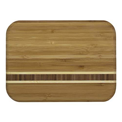 Totally Bamboo 20-1810 Cutting Board, Barbados 9 x 6.5-inch
